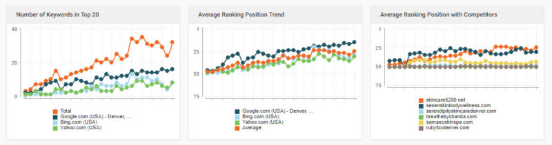 Denver-SEO-Skincare-Rankings-Increase