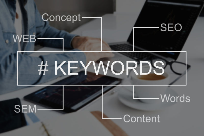 Acquire SEO blog explains how to pick and use synonymous keywords